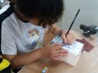 연필꽃이 만들기(순흥초등학교)